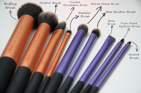 Review: Real Technique Brushes