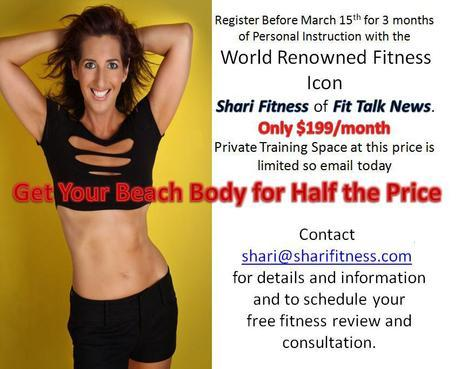 How to keep the weight off -Shari Fitness