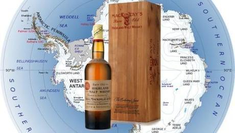 "Whisky Review – Mackinlay's Rare Old Highland Malt Whisky aka ""The Shackleton Whisky"""