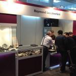 Raymond Lee Jewelers, Hong Kong international jewelry show, hong kong, exhibition center, loos diamonds, precious stones