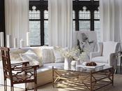 Glamorous Elegant Interiors White