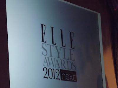 The Elle Style Awards 2012