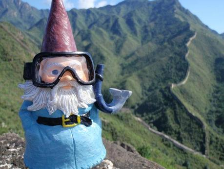 Where Are They Now? Oscar the Roaming Gnome