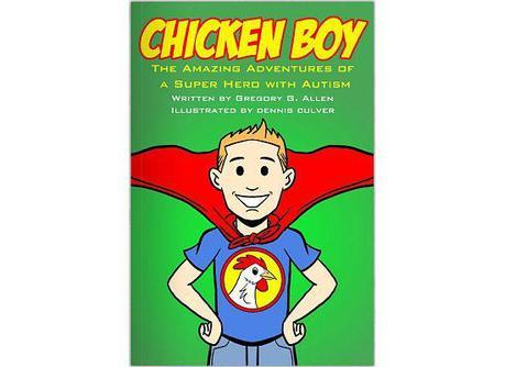 Children's Book Chicken Boy and Other Fun Stuff