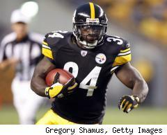 Rashard Mendenhall Injury - What Should the Pittsburgh Steelers Look for Moving Forward?