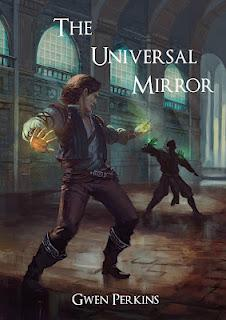 Character Interview Catharine Gredara from The Universal Mirror