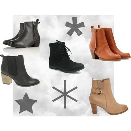 Winter Inspiration: Ankle Boots