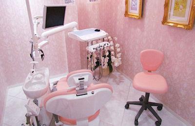 Hello Kitty Dentist In Tokyo