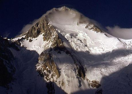 Winter Climb Update: Stuck In BC On GI