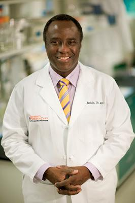 Interview with Dr. Bankole Johnson of the University of Virginia