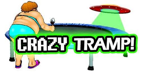 "Coming Soon: iPhone Game App, ""Crazy Tramp!"" By ZebraDetox."