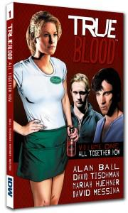 "The Vault Exclusive: True Blood Cast Sign Comic Series 1 – ""All Together Now"""