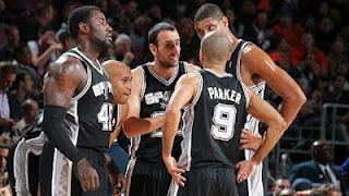 Forget How Old They Are: The San Antonio Spurs Are Rolling This Season