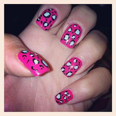 cute nail art  paperblog