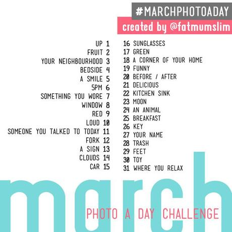 March - Photo a day challenge, are you in?