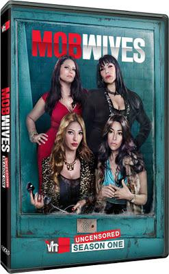 Win Mob Wives Uncensored: Season One on DVD