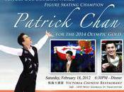 Glissandra Skincare Proudly Supports World Figure Skating Champion, Patrick Chan