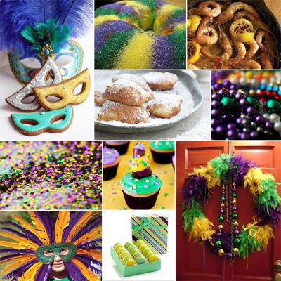 Mardi Gras Around the World