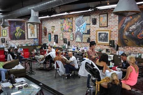 Miami Ink Tattoo Shop
