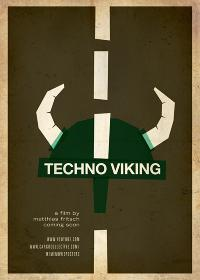 Technoviking is the star of a viral video - Meme posters | mememovieposters
