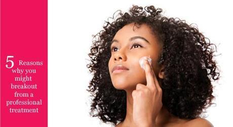 Skin Care Breakouts