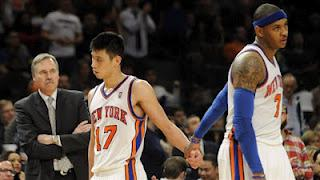 Will Carmelo Anthony End 'Linsanity'?