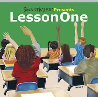 Smart Music Presents Lesson One