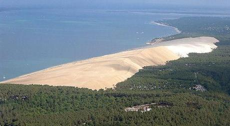 Dune De Pyla - A New 'Sahara' Desert Being Born In France