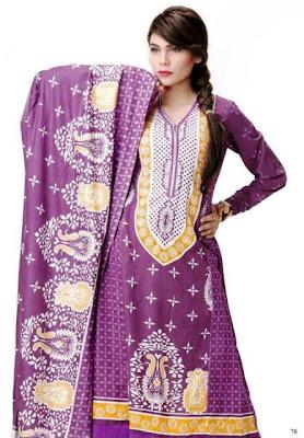 Moonsoon Lawn Collection 2012 By Al-Zohaib Textile