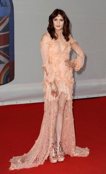 The BRIT Awards 2012: Best Dressed
