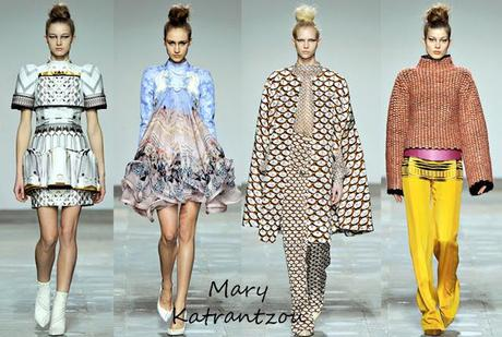 London Fashion Week A/W12: Day Five Highlights