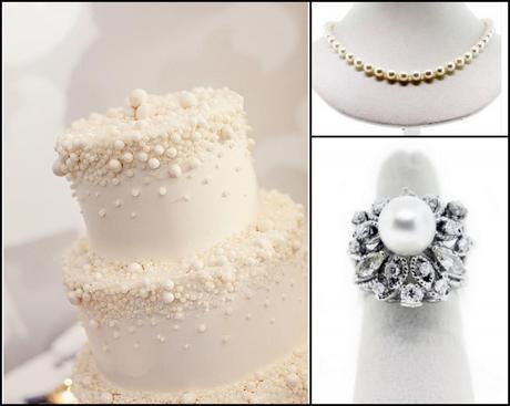 wedding cakes with diamonds and pearls wedding wednesday the icing on the cake paperblog 26019