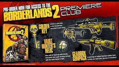 #Borderlands2 release date and pre-order goodies announced