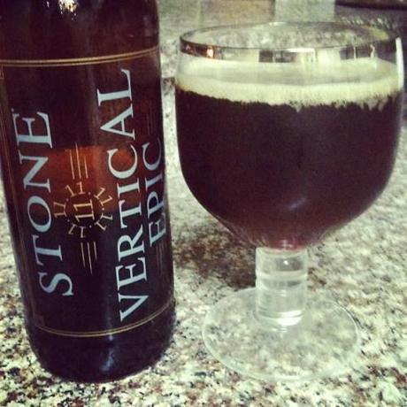 Beer Review – Stone Vertical Epic Ale 11.11.11