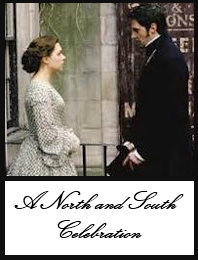 THE TWO WOMEN IN MR THORNTON'S HEART - JOIN ME AT MELANIE'S MUSINGS FOR THE NORTH AND SOUTH CELEBRATION