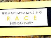 Amazing Race Birthday Party--brookes Version