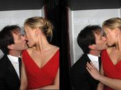 Photo: Stephen Moyer Anna Paquin Share Kiss 2011 Vanity Fair Oscar Party