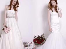 2012 Romantic Wedding Dresses