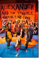 Review: Alexander and the Terrible, Horrible, No Good, Very Bad Day (Emerald City Theatre)