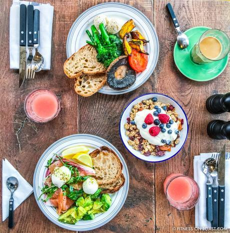 Fitness On Toast Faya Blog Girl Healthy Fashion Shopping Value Retail Bicester Village Outlet Health Wellness Fit OOTD Outfit Clothing Activewear Sports Luxe Lifestyle-23