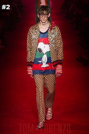 Gucci Fall 2016 Menswear2