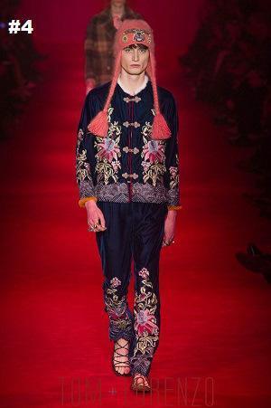 Gucci Fall 2016 Menswear6