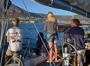 Happily Tucked into False Yacht