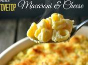 Ultimate Stovetop Macaroni Cheese