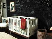 Chalkboard Wall Nursery Ideas