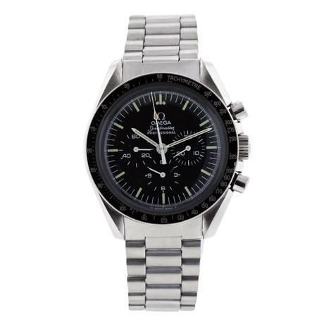 Omega Speedmaster First Watch Worn on the Moon