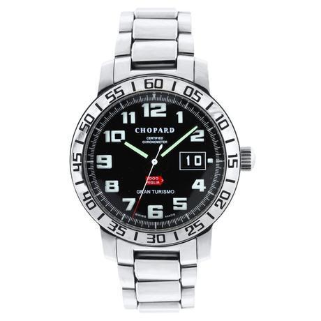 Chopard Gran Turismo Stainless Steel Watch