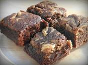 Peanut Butter Pudding Brownies