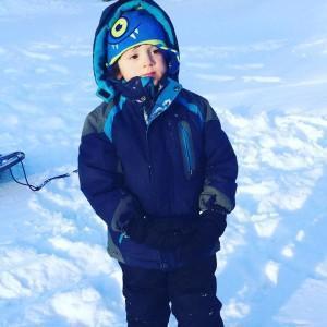 ashton sledding