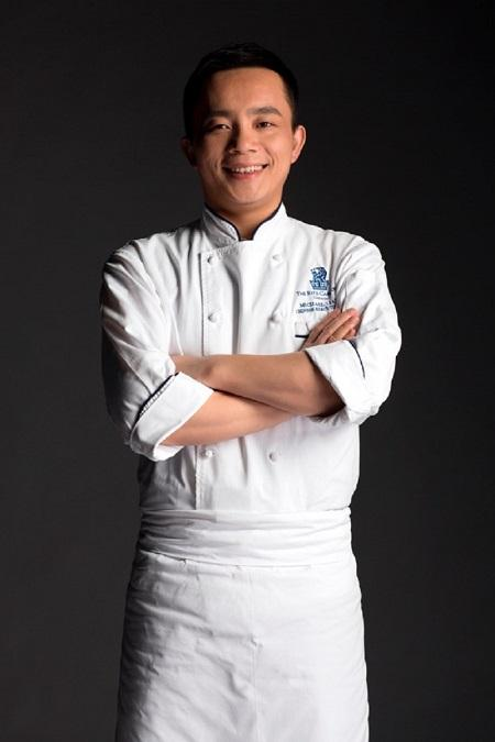 Culinary inspirations from The Ritz-Carlton Chengdu's Chef de Cuisine Michael Liang